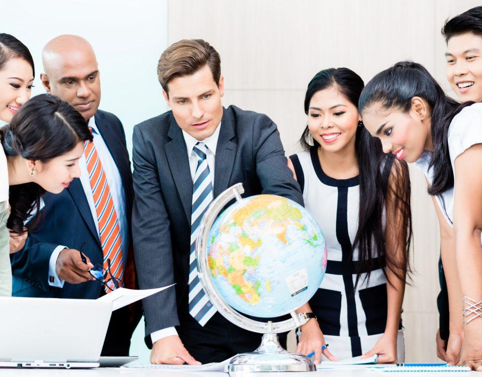 Zespół dyskutuje nad poszerzeniem rynku zbytu