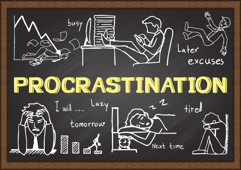 czy prokrastynacja to lenistwo?