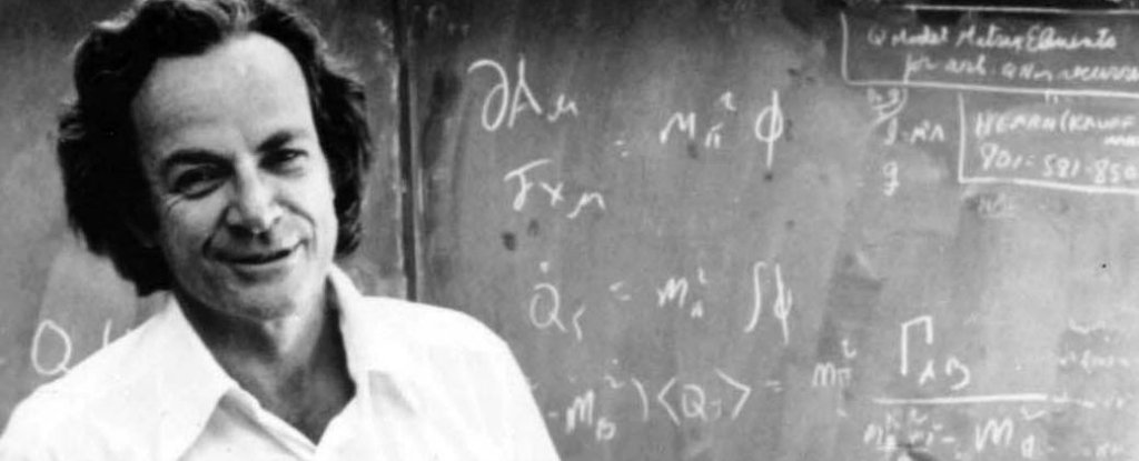 Technika szybkiej nauki Richarda Feynmana