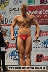 Rafał Szrajnert bodybuilding fitness