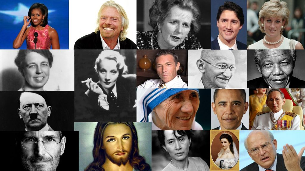 Charyzmatyczni liderzy