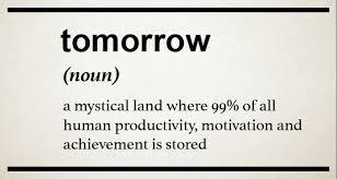 Co to prokrastynacja, definicja