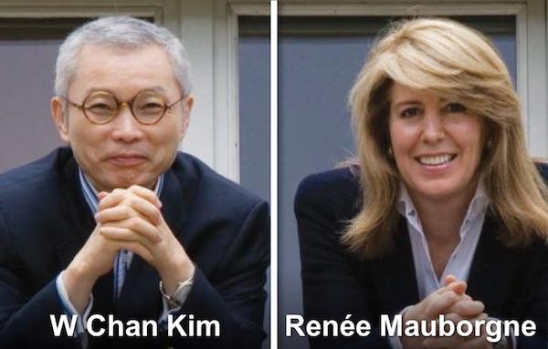 Strategia błękitnego oceanu, przykłady, W Chan Kim i Renee Mauborgne