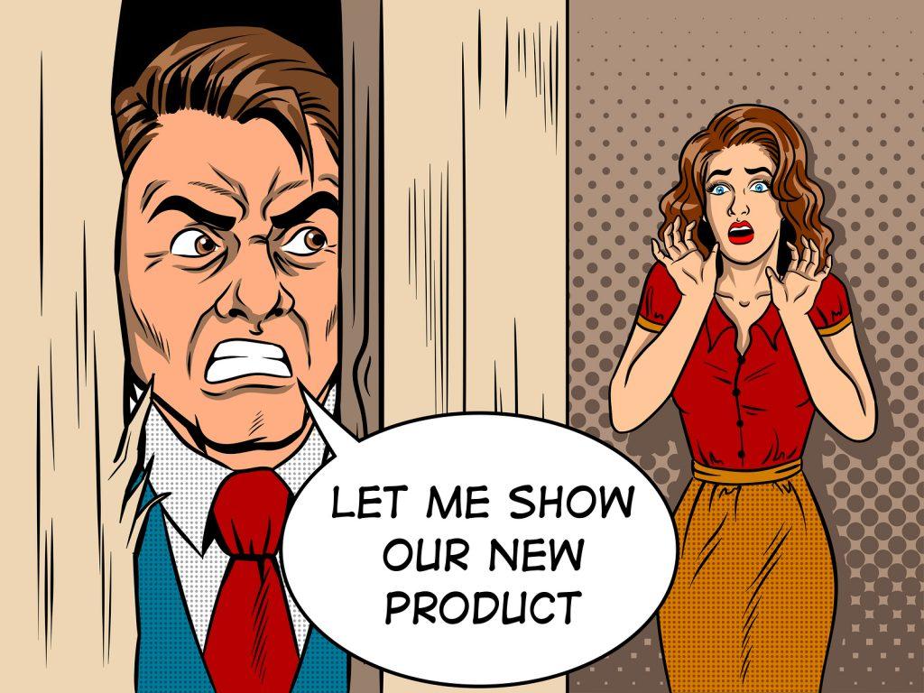 Techniki sprzedaży