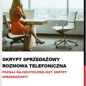 Skrypt sprzedażowy: rozmowa telefoniczna