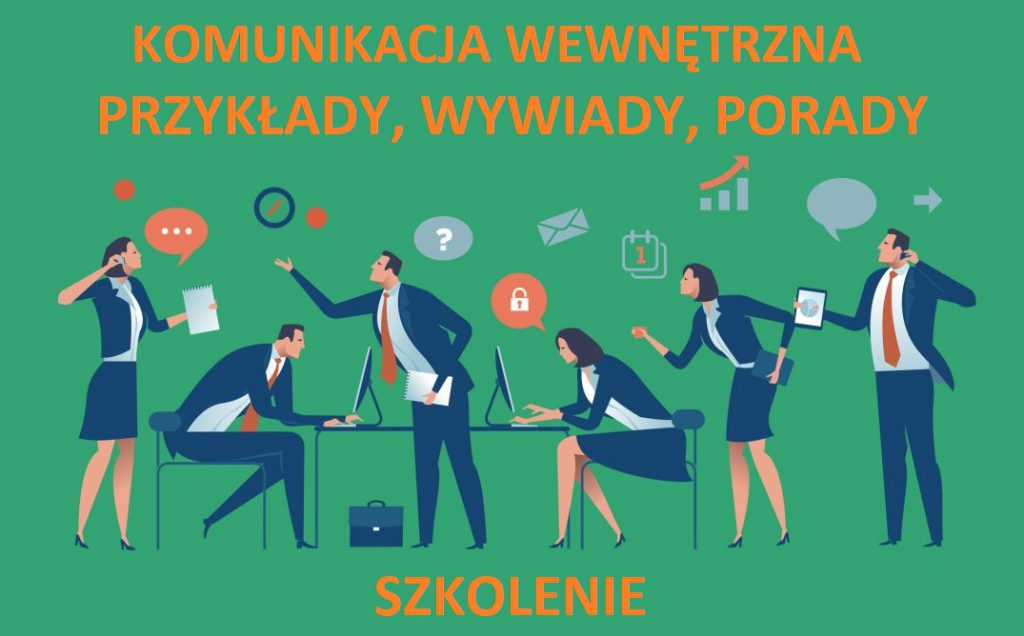 <strong>Komunikacja wewnętrzna w firmie</strong> [3 ZŁOTE ZASADY] 1