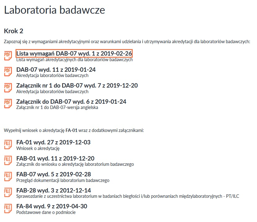 Akredytacja laboratorium - jak otworzyć laboratorium [PROSTE WYJAŚNIENIE] 2020 3