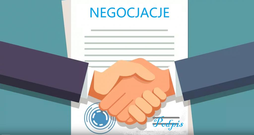 Negocjacje w biznesie (rzetelne dane + info o szkoleniach) 1