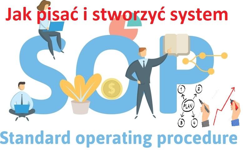 <strong>Standardowe procedury operacyjne</strong> (nie tylko w laboratorium) 1