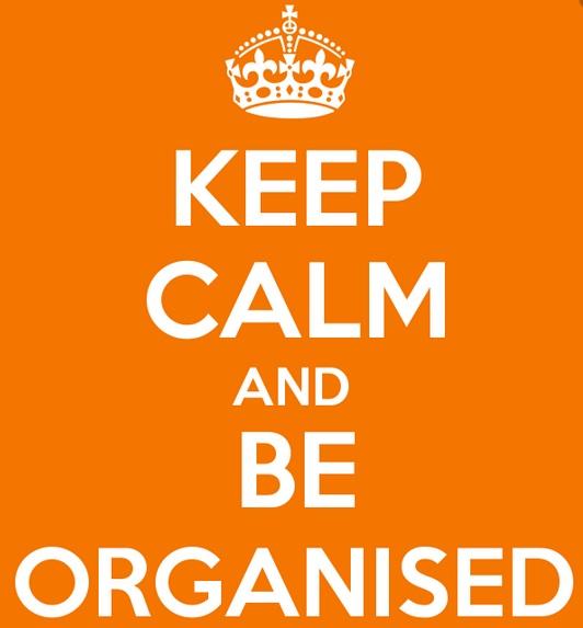 <strong>Jak być zorganizowanym</strong>. 10 potężnych zasada na <strong>zarządzanie sobą</strong>! 4