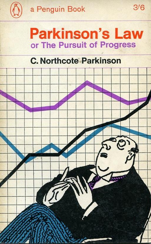 Prawo Parkinsona. Wiesz dlaczego ludzie czekają do ostatniej chwili? 2