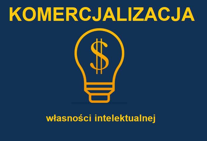 Komercjalizacja własności intelektualnej