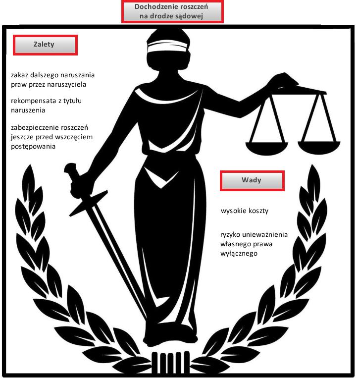 Monitoring i egzekucja praw własności intelektualnej (ważne informacje) 3