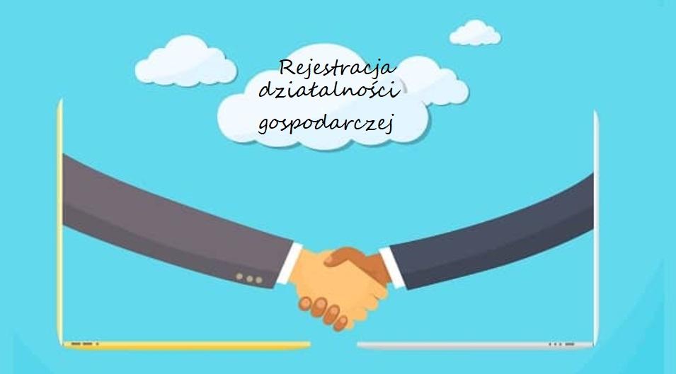 Rejestracja działaności gospodarczej
