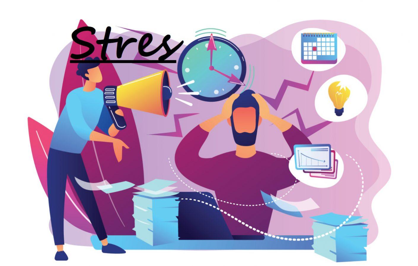 Stres- przyczyny, objawy i jak go pokonać (poradnik) 2