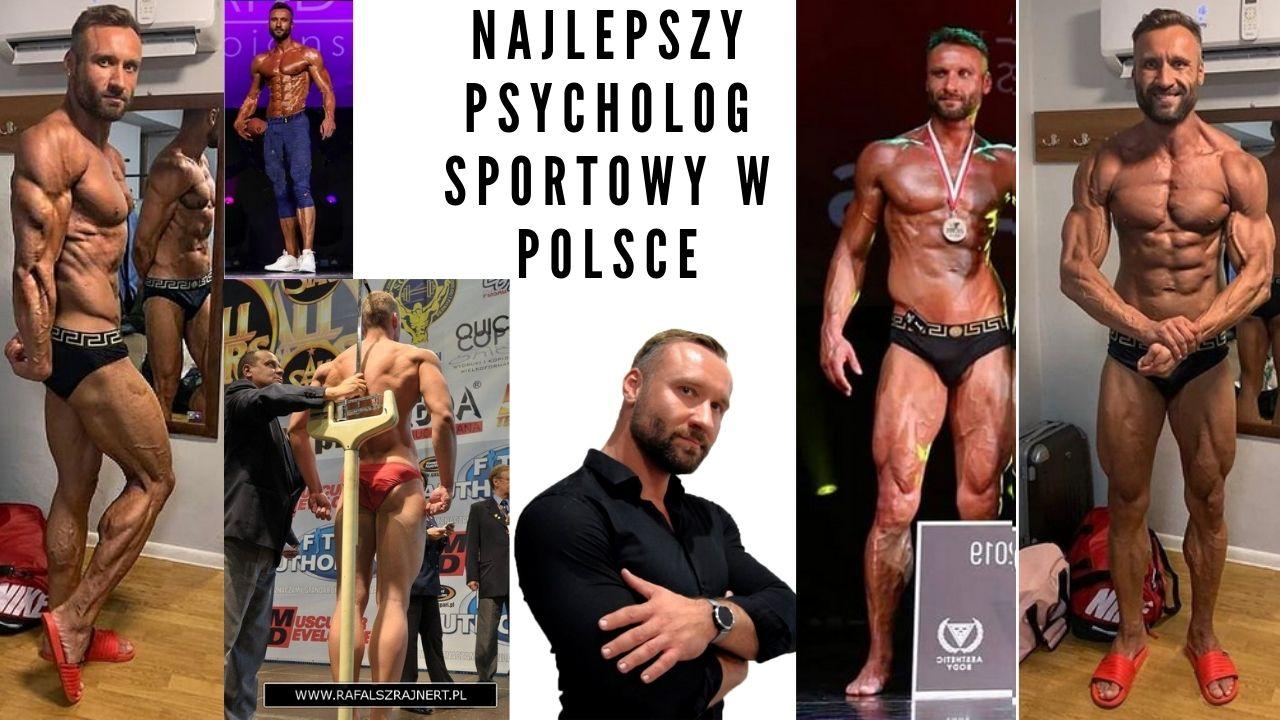 Najlepszy psycholog sportowy w Polsce (coach i PRAKTYK) olbrzymie sukcesy 2