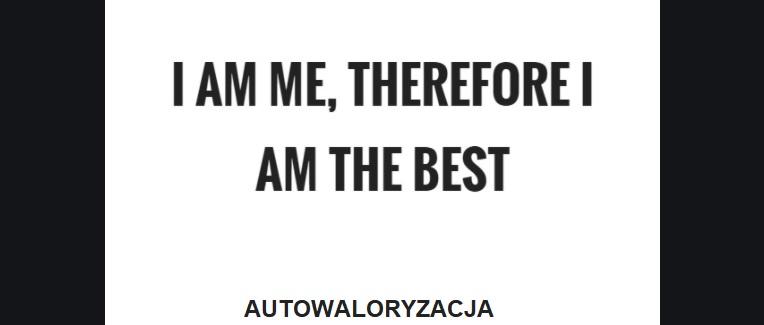 autowaloryzacja