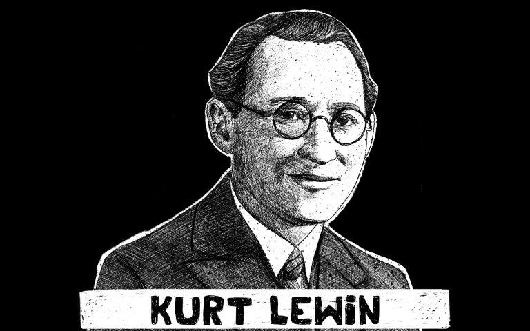 Analiza pola sił Kurt Lewin