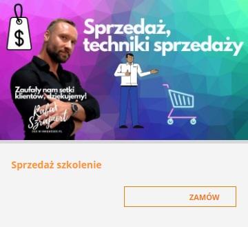 sprzedaż szkolenie techniki sprzedaży kurs