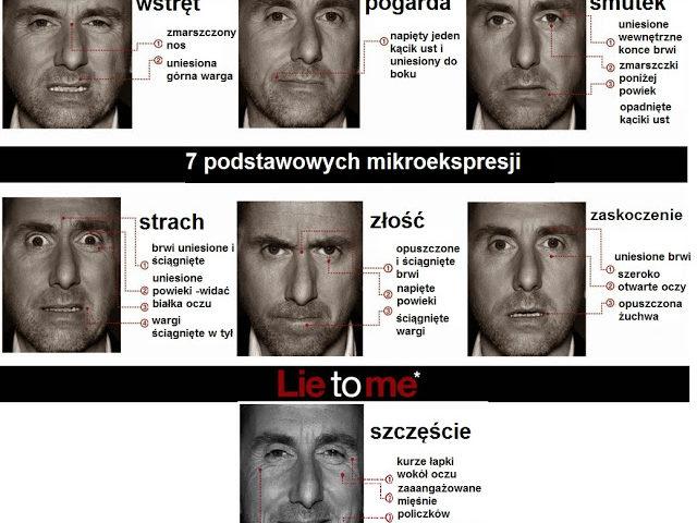 7 mikroekspresji makroekspresje