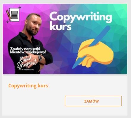 copywriting kurs online