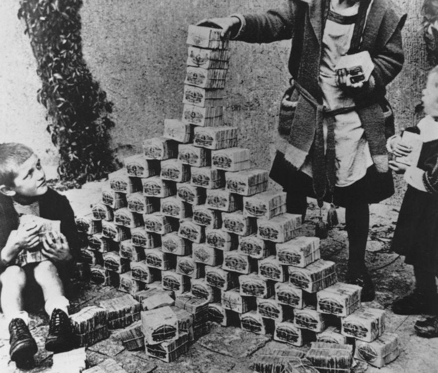 inflacja niemcy