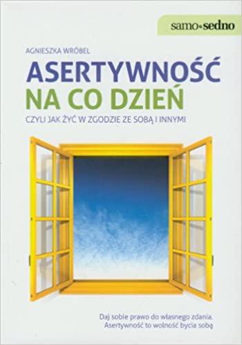 Książki o asertywności 1
