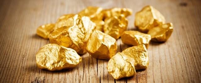 skąd pochodzi złoto